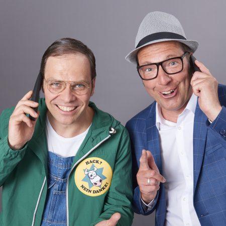 Tatort Büro von Baumann und Clausen